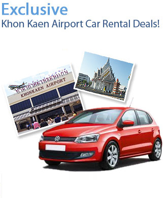 Khon Kaen Airport Car Rental
